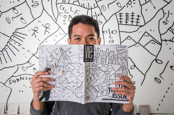 Image from Shantell Martin