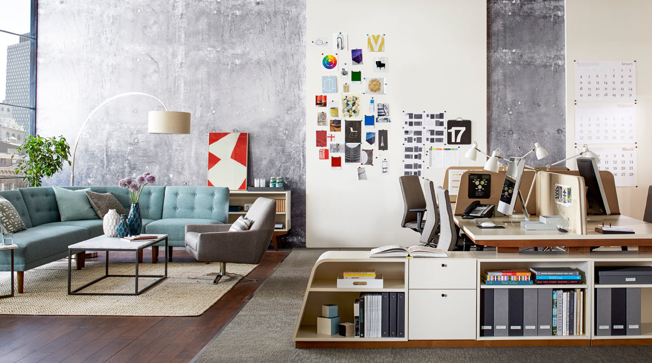 West elm collection new designs that define - West Elm Workspace Office Furniture Accessories