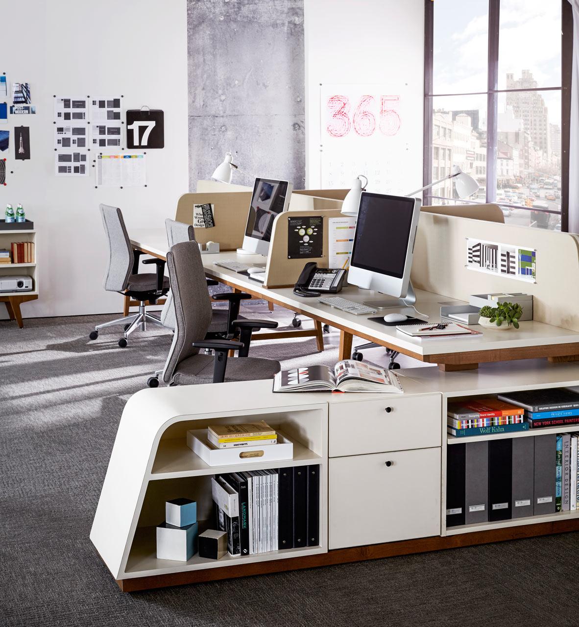 West Elm Workspace Office Furniture Design Milk