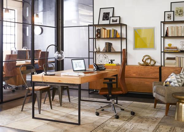 west elm workspace 14 industrial - Wear Elm