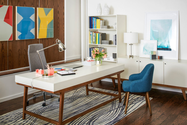 West Elm Workspace Office Furniture Design Milk