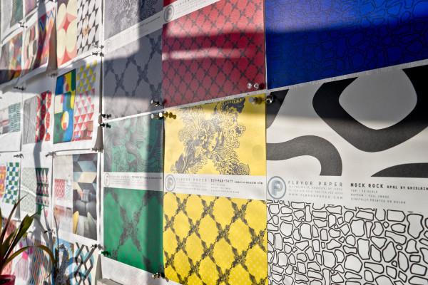 Flavor Paper designs