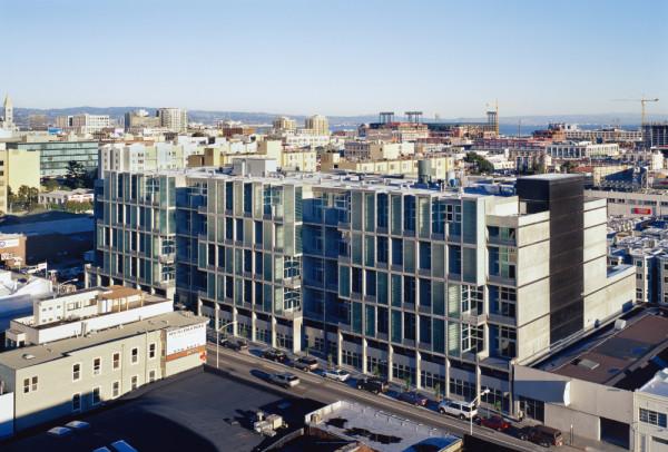 Image by Tim Griffith, courtesy of Stanley Saitowitz | Natoma Architects