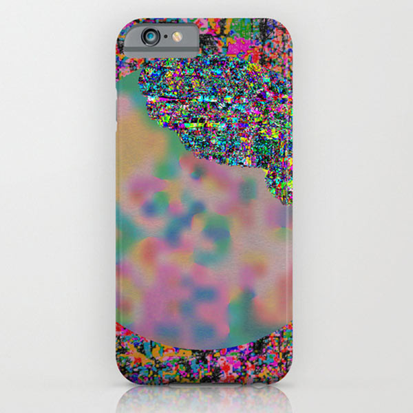 blurry-pixels-phone-case