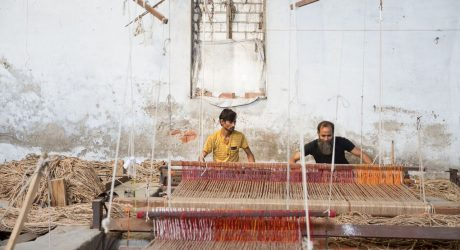 Loloi Rugs: The Beautiful Art of Rug Making