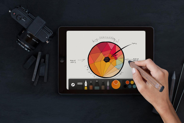 iPad-Paper by FiftyThree