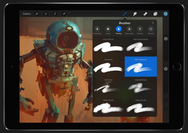 iPad-Procreate-Brushes