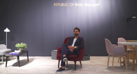 Watch: Jaime Hayon Talks About His Fri Chair for Fritz Hansen [VIDEO]