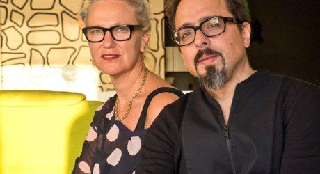 Where I Work: Ghislaine & Jaime Viñas