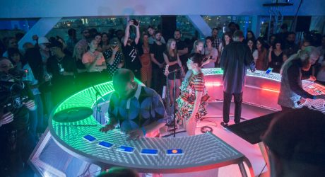 Odd Division's Live Transmedia Experience for Little Dragon