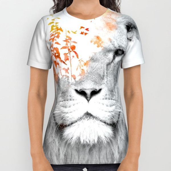 tshirt-lion-all-over-print