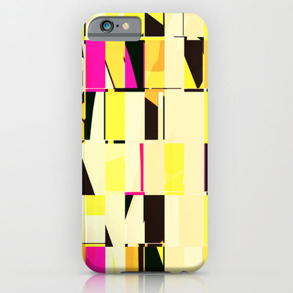 Pixelated IPhone And Galaxy Cases