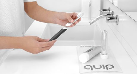 The Quip Toothbrush: A Product of Design and Dentistry