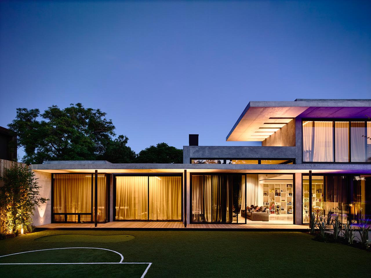 Stunning Modern Home with Unique Details - Design Milk
