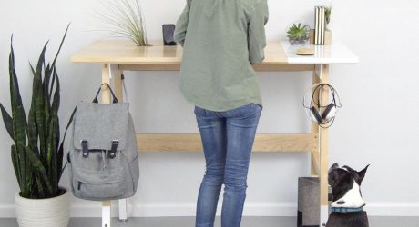 An Upright Design: The Artifox Standing Desk 01