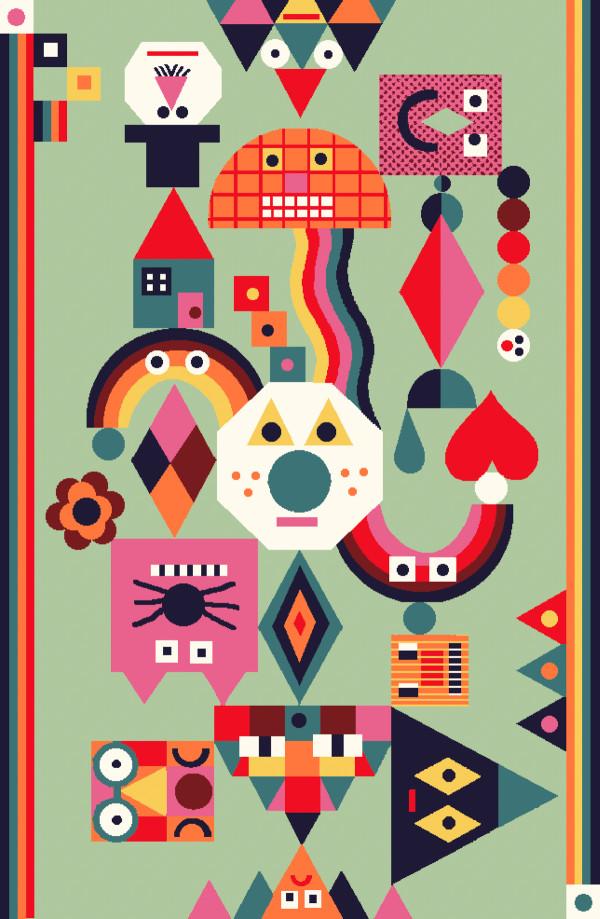 ArtistChamo-rug-design