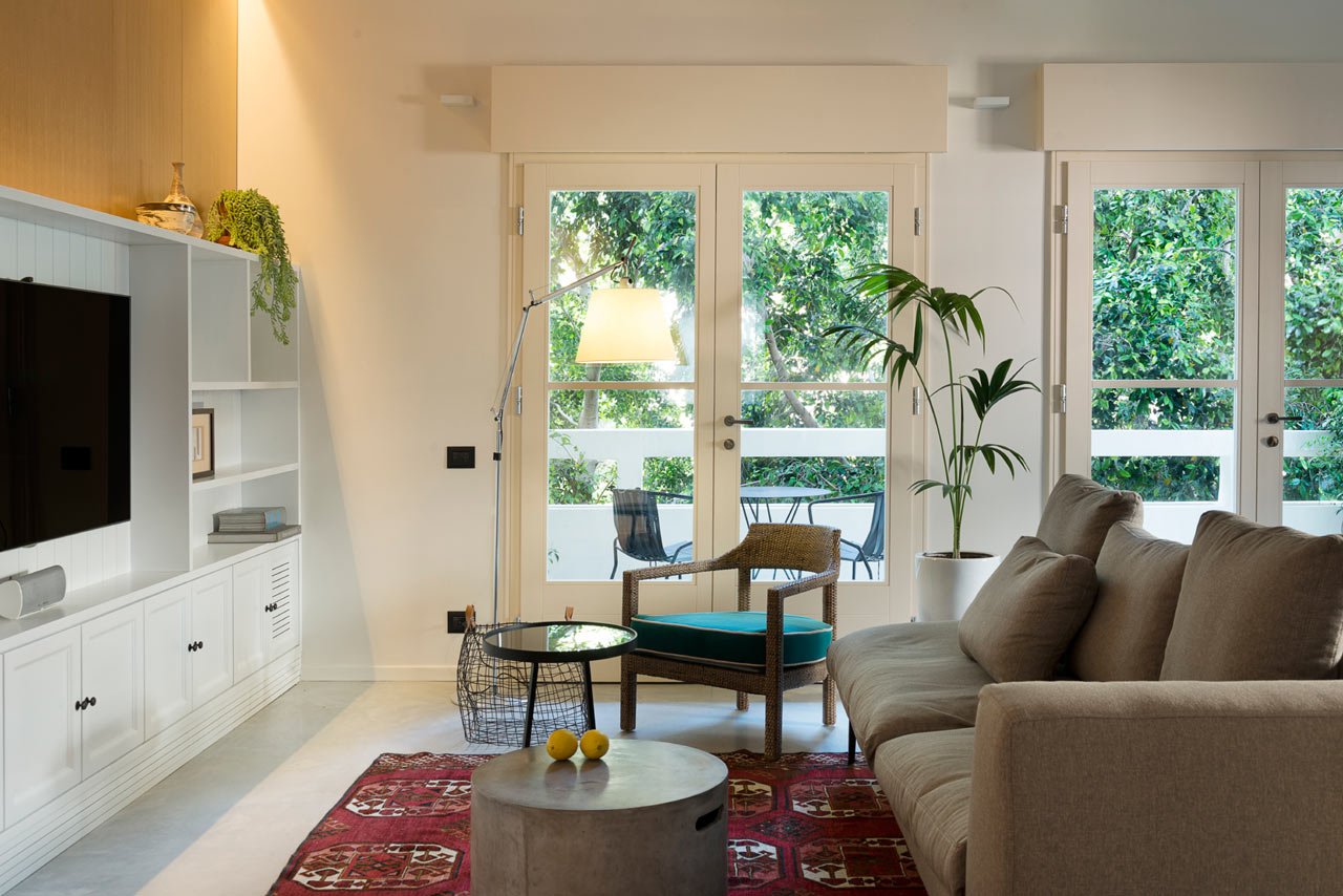 Renovated Apartment in Tel Aviv