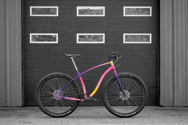 Budnitz Bicycles Offers One of a Kind Design by Dalek