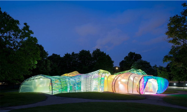 Serpentine Galleries Park Nights Yields Delightful Results