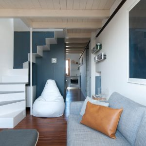 An Attic Renovation in Milan, Italy