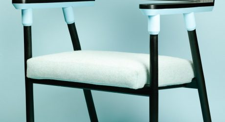 Two New Armchairs From Dave Flynn