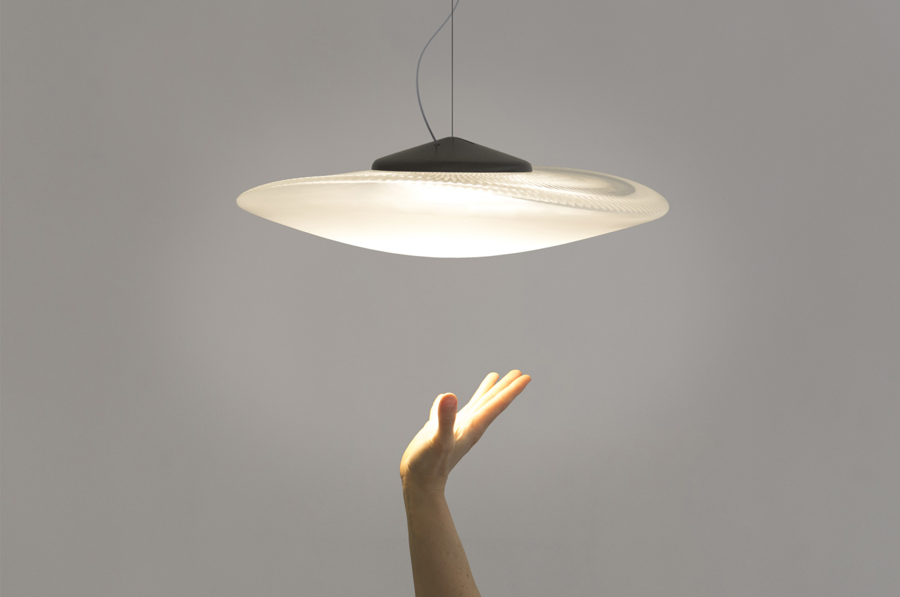Loop Lamp & Flamingo Desk by Constance Guisset