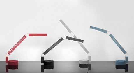 A High Performance LED Task Light from Box Clever