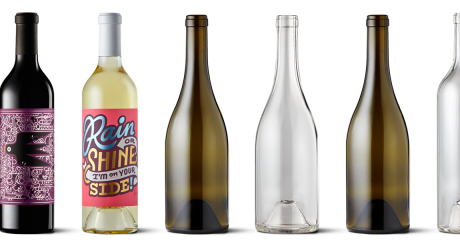 Bare Bottle: Where Wine Meets Design
