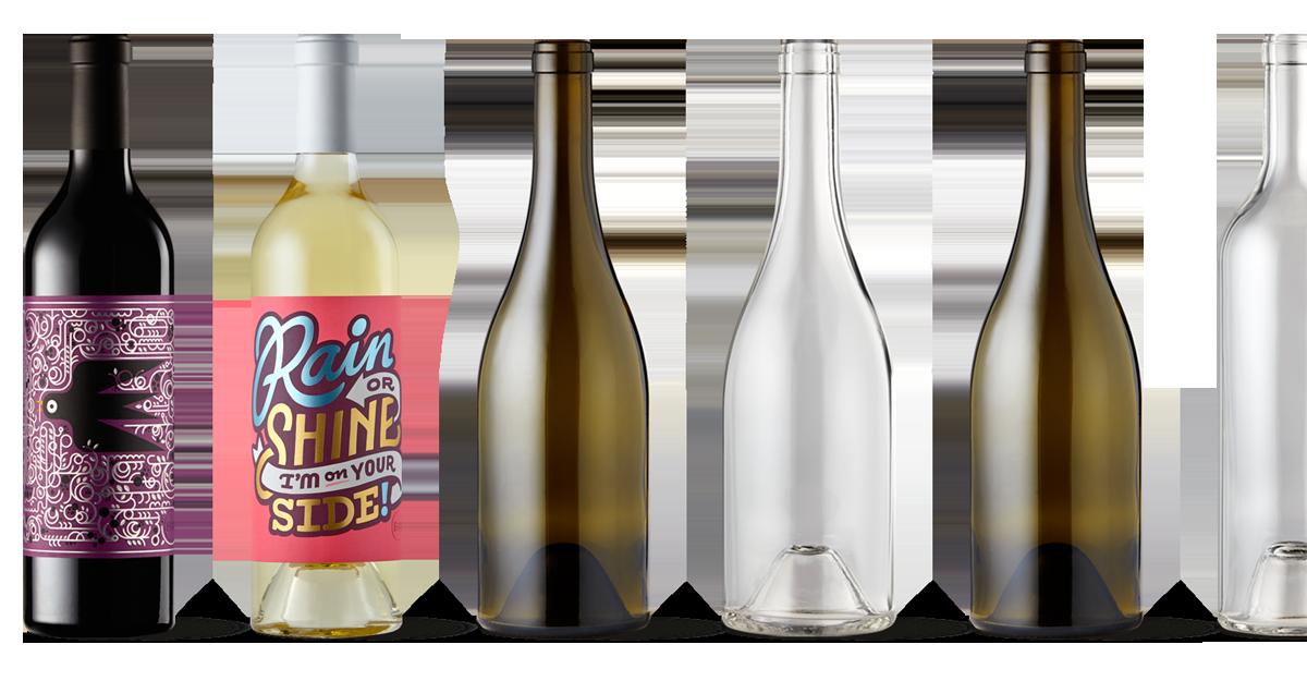 Bare Bottle: Where Wine Meets Design