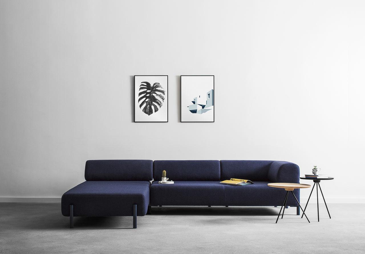 Palo Sofa System by Hem Design Studio