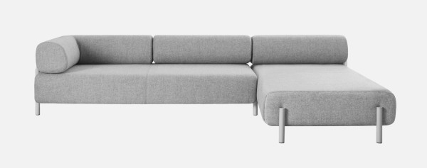 palo sofa system by hem design studio design milk. Black Bedroom Furniture Sets. Home Design Ideas