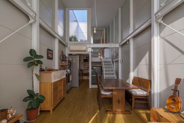Kakko-House-Yoshihiro-Yamamoto-YYAA-8-living
