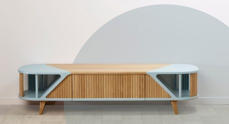 Latitude: Furniture You Can Adjust by Julie Gaillard