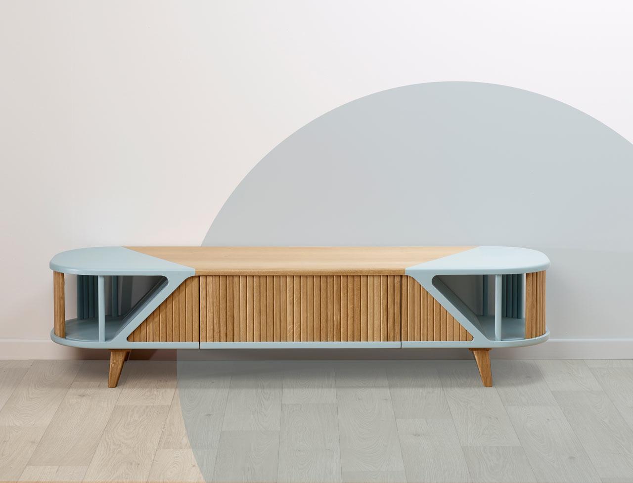 Latitude: Furniture You Can Adjust by Julie Gaillard