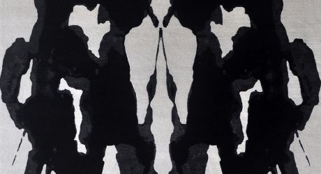 Inkblot Rug Collection by Lindstrom Rugs