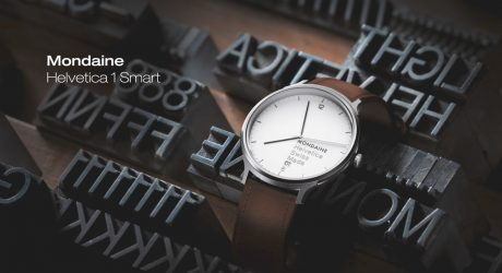 How A Font Became a Watch by Mondaine [VIDEO]
