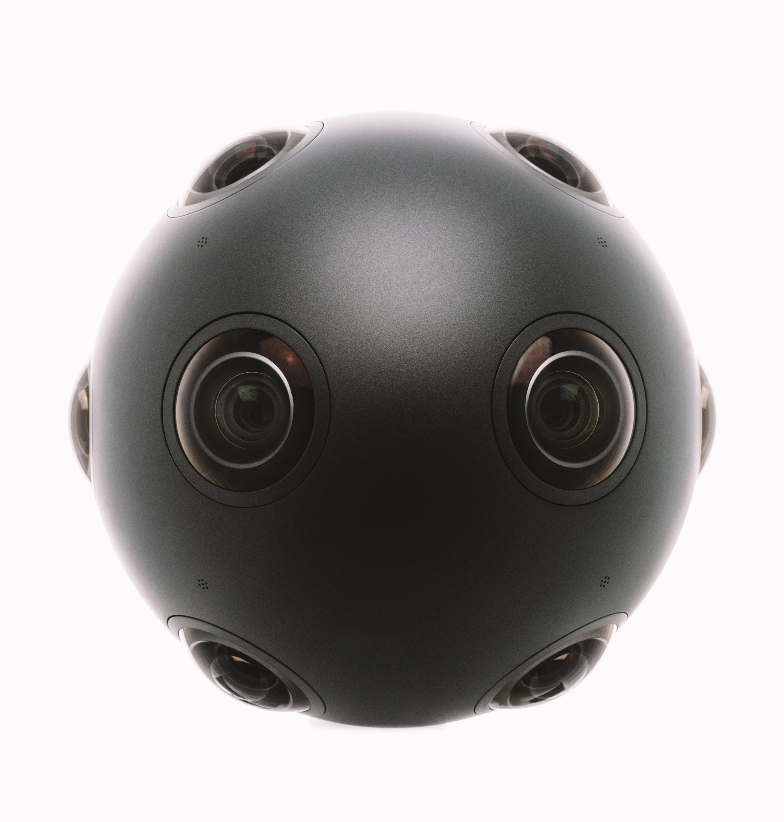 Nokia OZO 3D Virtual Reality Video Camera Sees and Hears All