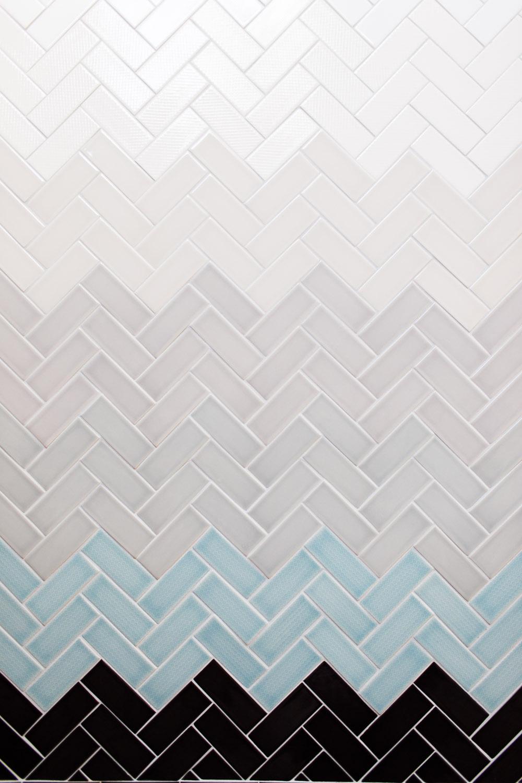 Tactile Subway Tiles An Updated Design Classic Design Milk