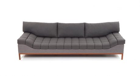 A Cloud-Inspired Sofa and Armchair