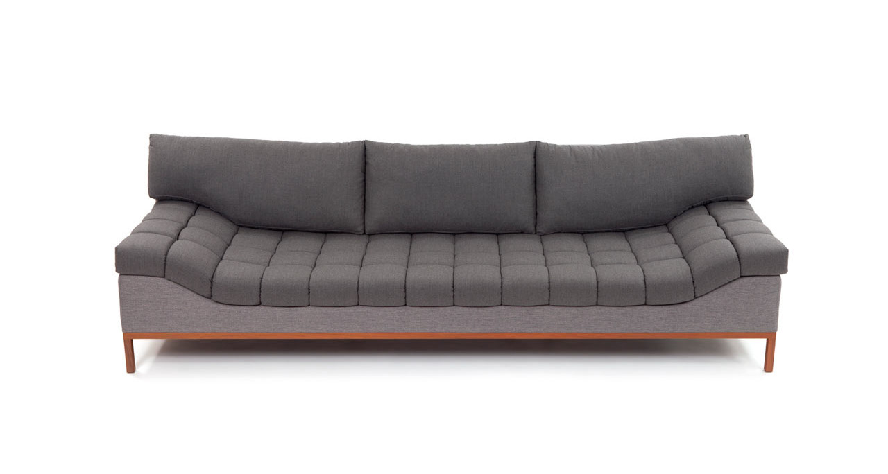 A Cloud Inspired Sofa And Armchair ...