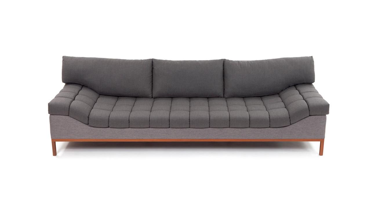 A Cloud Inspired Sofa And Armchair Design Milk