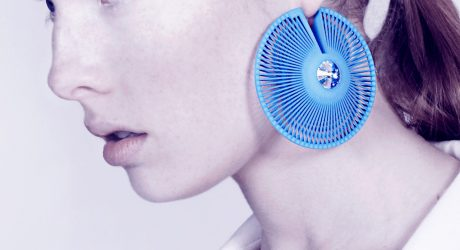High-Tech, Sculptural Jewelry From Lynne MacLachlan