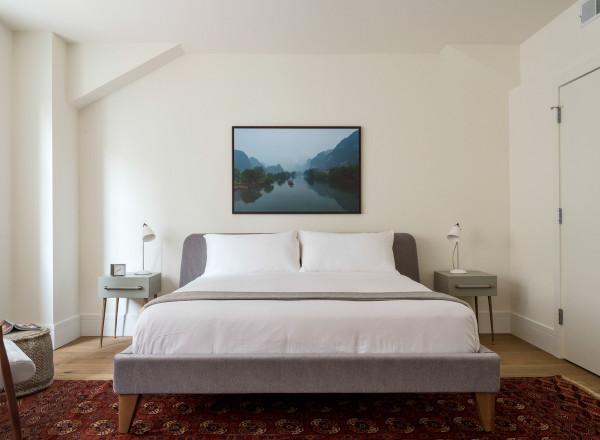 ROOST - apartment bedroom - Matthew Williams