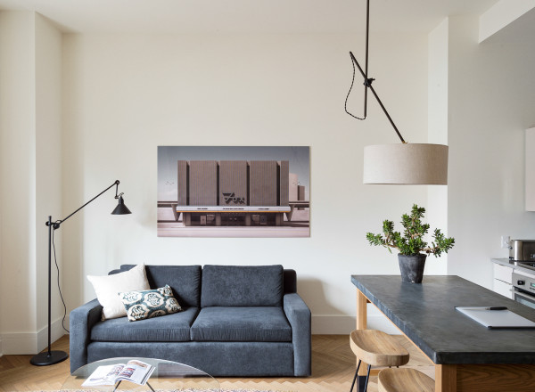 ROOST - apartment living space - Matthew Williams