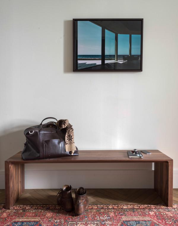 ROOST bench - Matthew Williams