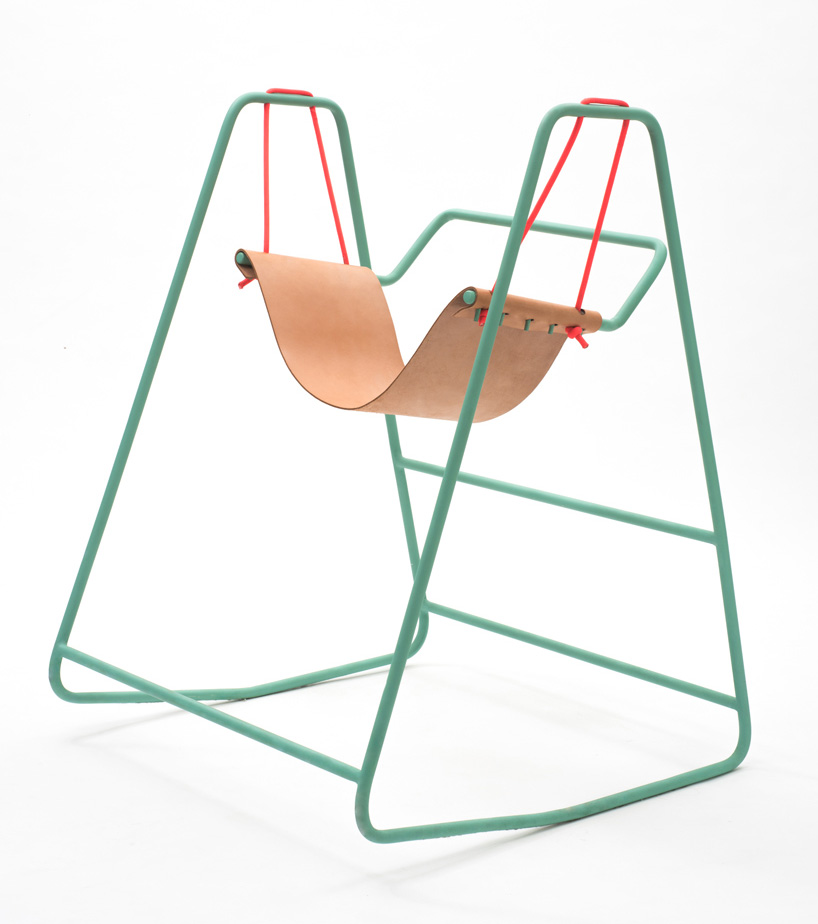 Rocking Swing by Clara Rivière & Tobias Nickerl