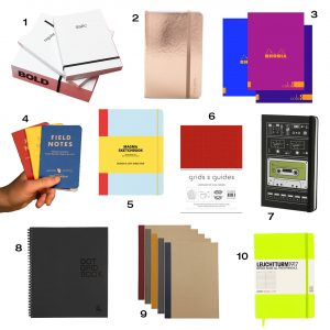 Roundup: 10 Awesome Notebooks