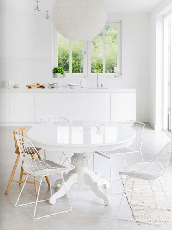 decorating ideas 10 all white rooms design milk rh design milk com