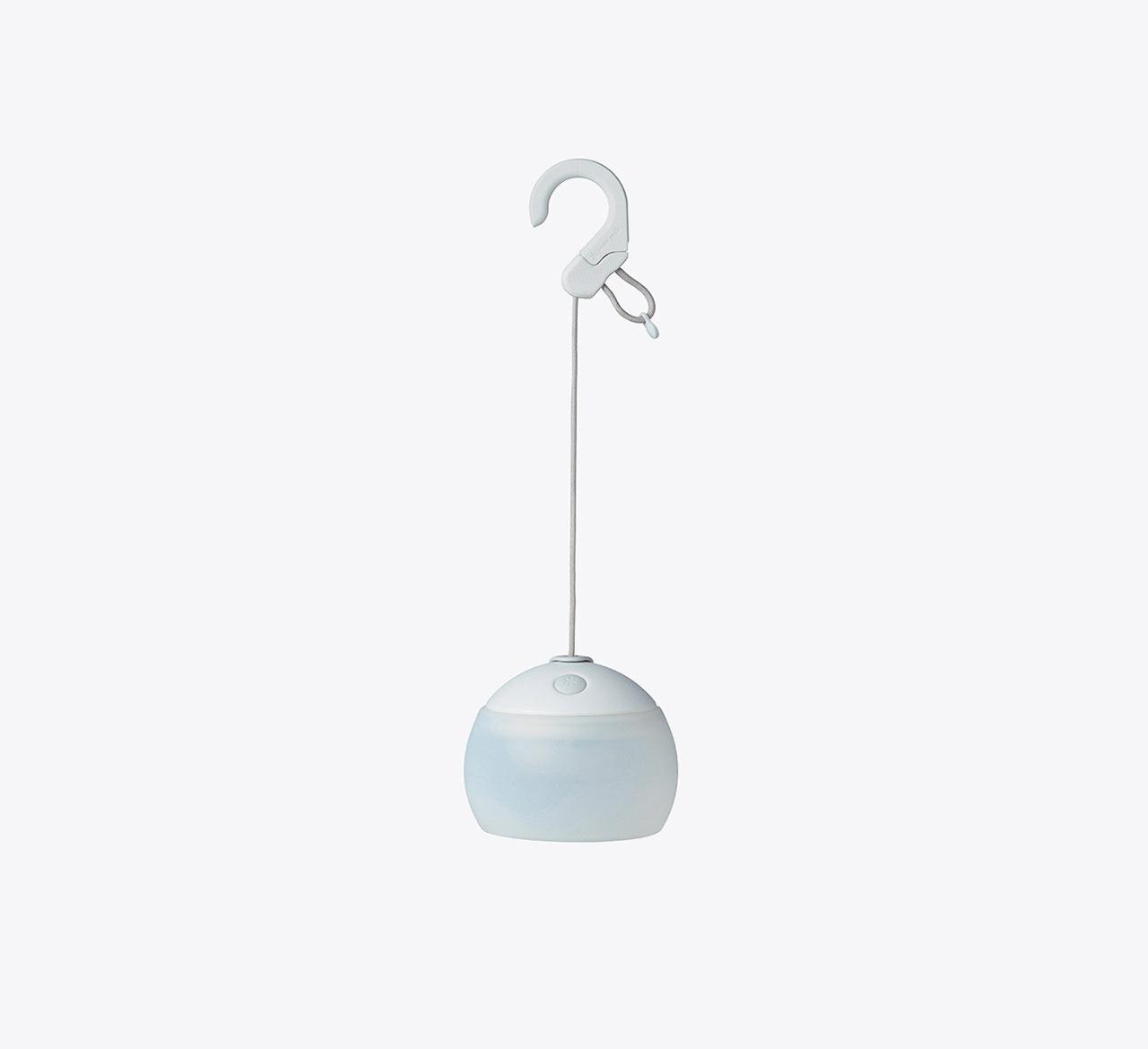 "Snow Peak Hozuki Lantern 2.0 ""Listens"" to Conserve Power"