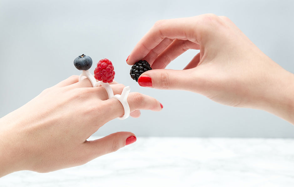 Wearable, Edible Design